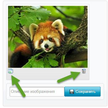 Онлайн редактор товаров, изображения Flexcore